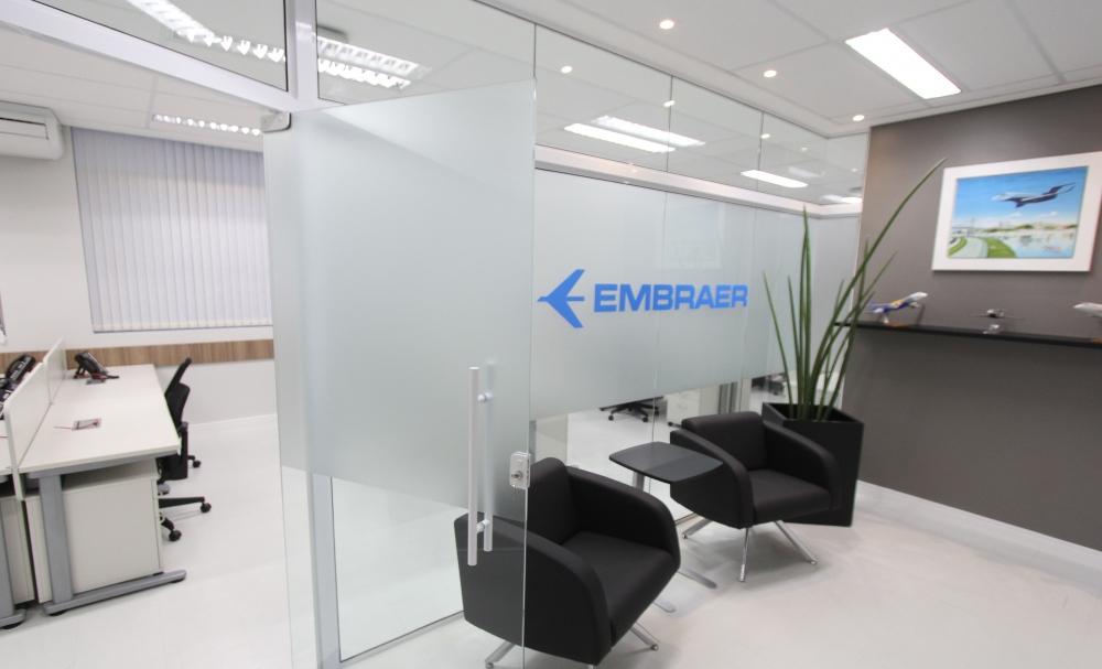 Embraer vai inaugurar em Florianópolis seu novo Centro de Engenharia e Tecnologia – Cete/SC. - James Tavares / Secom