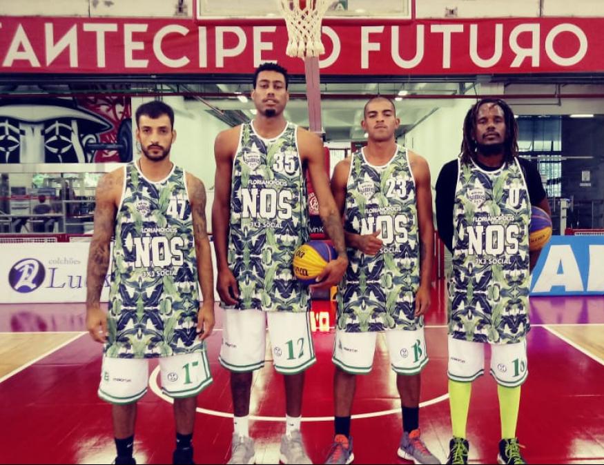 Equipe de Floripa vai disputar competição em São Paulo - Divulgação ND
