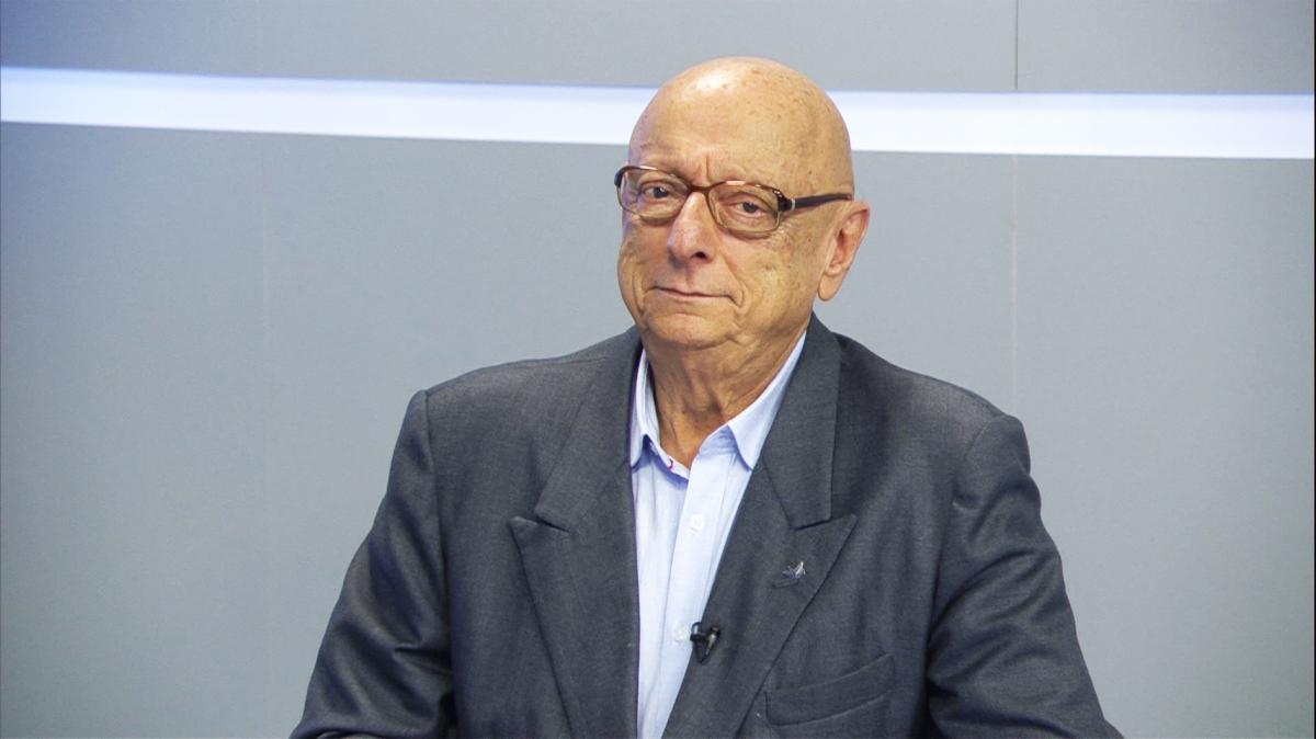 Esperidião Amin é pré-candidato ao Governo do Estado - Divulgação/ND