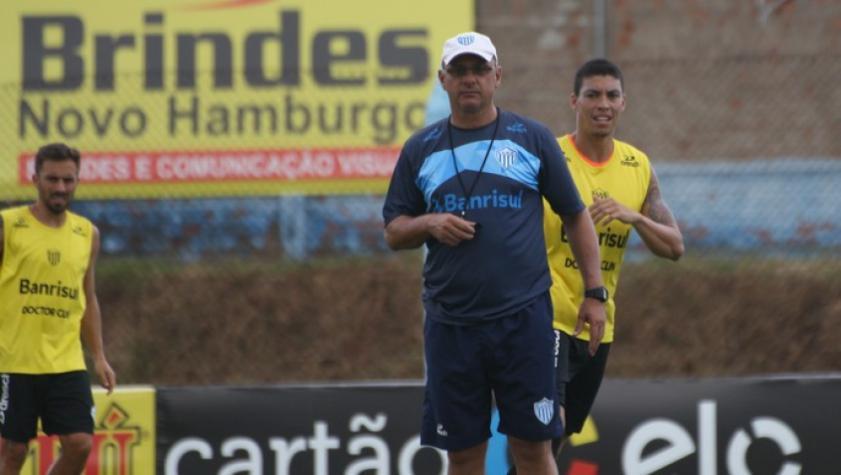 Beto Campos quer foco da equipe para chegar na final do Campeonato Gaúcho (Foto: Divulgação) -
