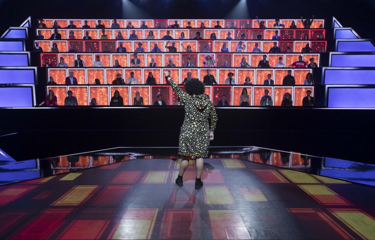 Atrações serão julgadas por 100 jurados - Antonio Chahestian/Record TV