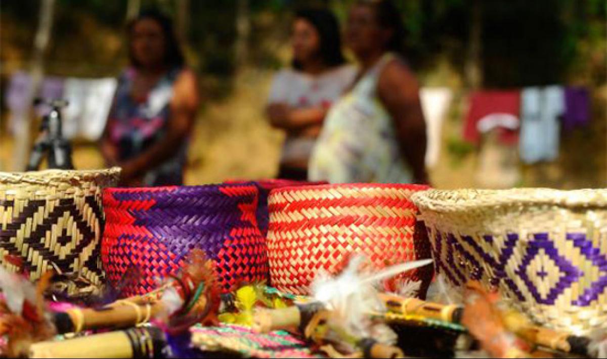Recurso indígena - Tânia Rêgo/Agência Brasil/EBC/Divulgação ND