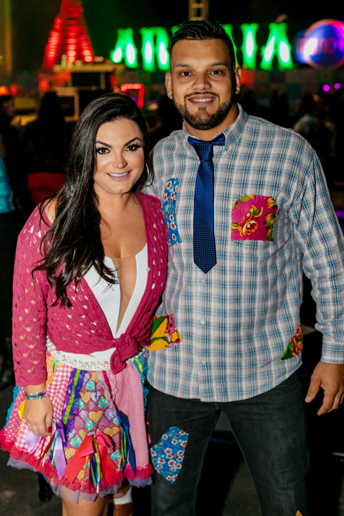 Caroline da Silva e William Prestes - Caio Graça