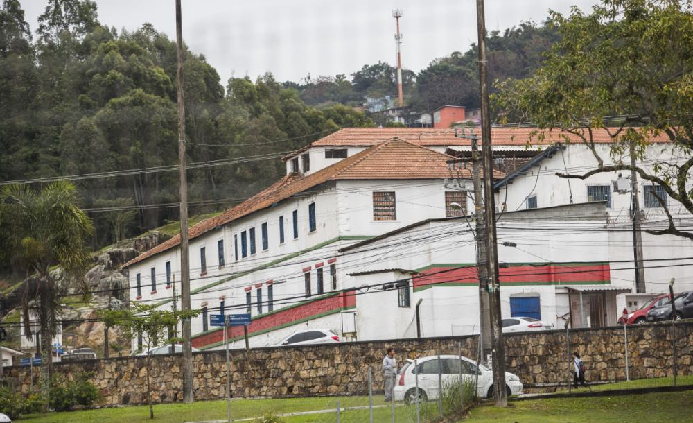 Presídio da Capital - Daniel Queiroz/ND