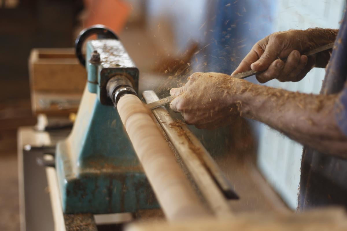 Presos produzem móveis, estofados, camas, roupas, eletrodomésticos e ventiladores - Susipe-PA/Divulgação/ND