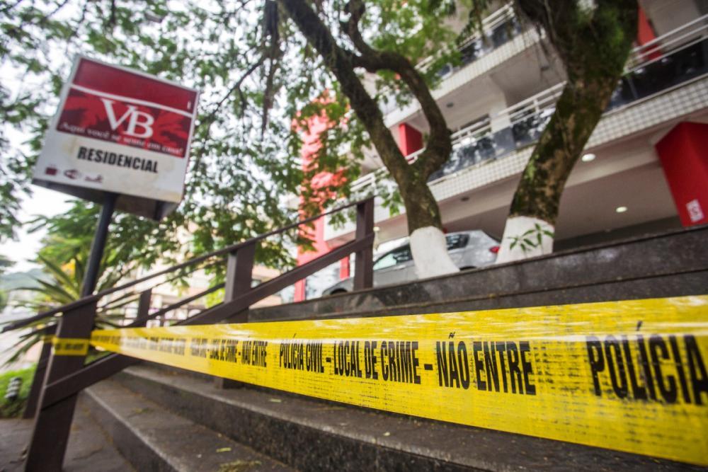 Cinco pessoas foram mortas no Residencial Venice Beach - Daniel Queiroz/ND
