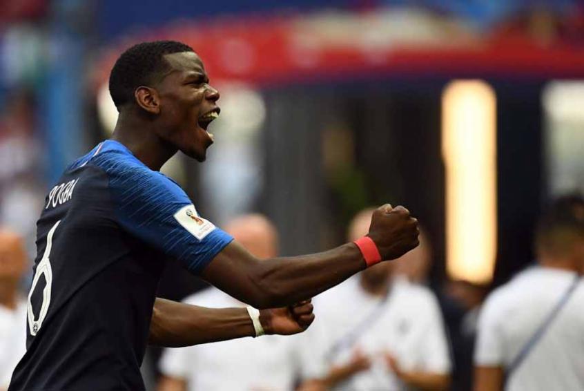 Juventus quer acertar o retorno de Pogba (Foto: Franck Fife/AFP)
