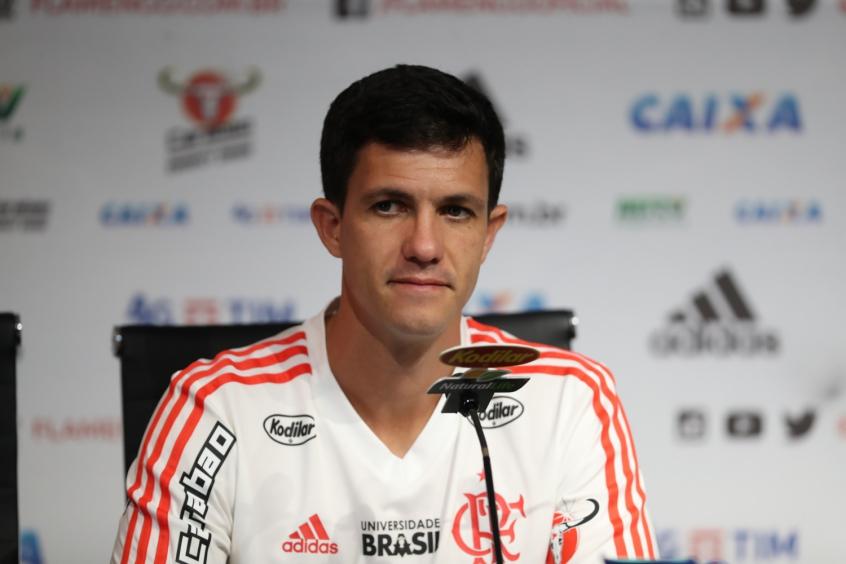 Mauricio Barbieri (Gilvan de Souza/Flamengo)