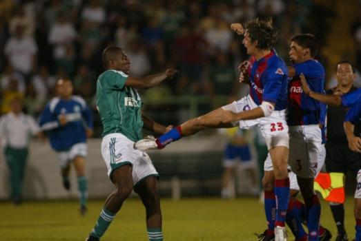 Último confronto: Palmeiras 2 x 3 Cerro Porteño (13/4/2006) - Libertadores - (Foto: Ari Ferreira/Lancepress!)