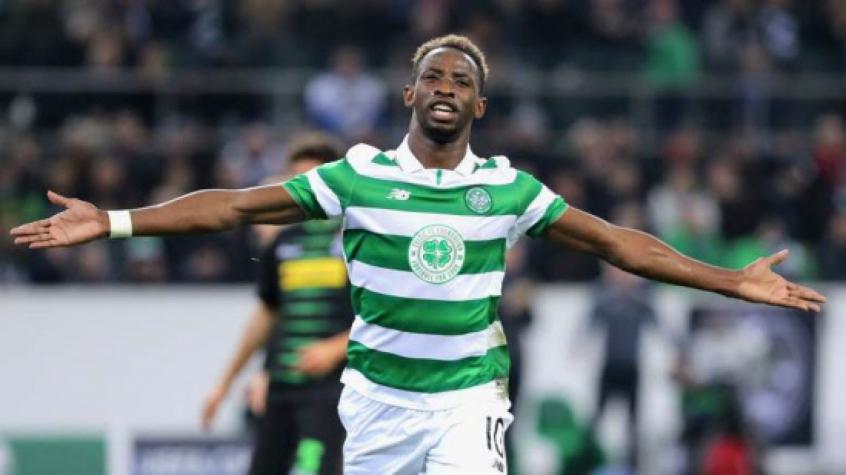 Jogador marcou seu nome com a camisa do Celtic (Foto: AFP)