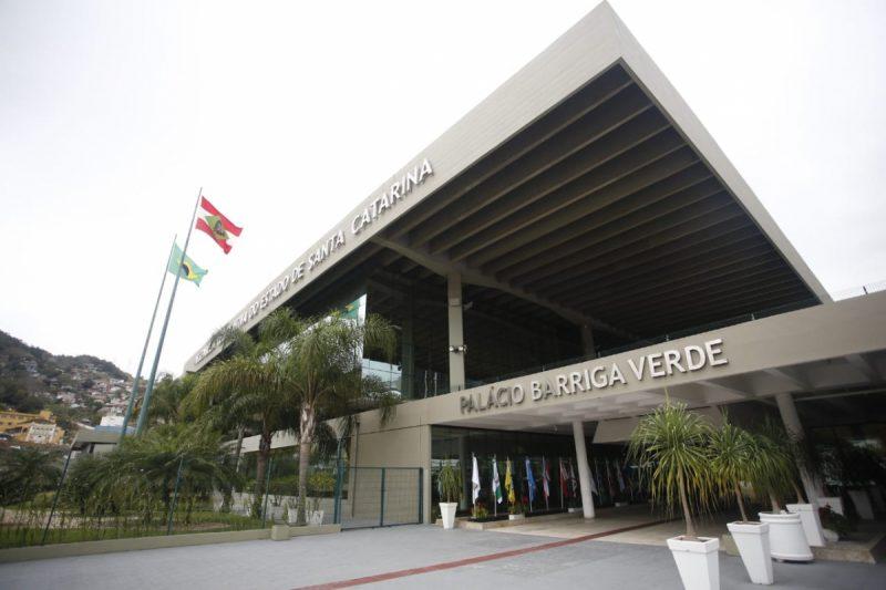 Assembleia Legislativa de Santa Catarina – Foto: Daniel Queiroz/ND