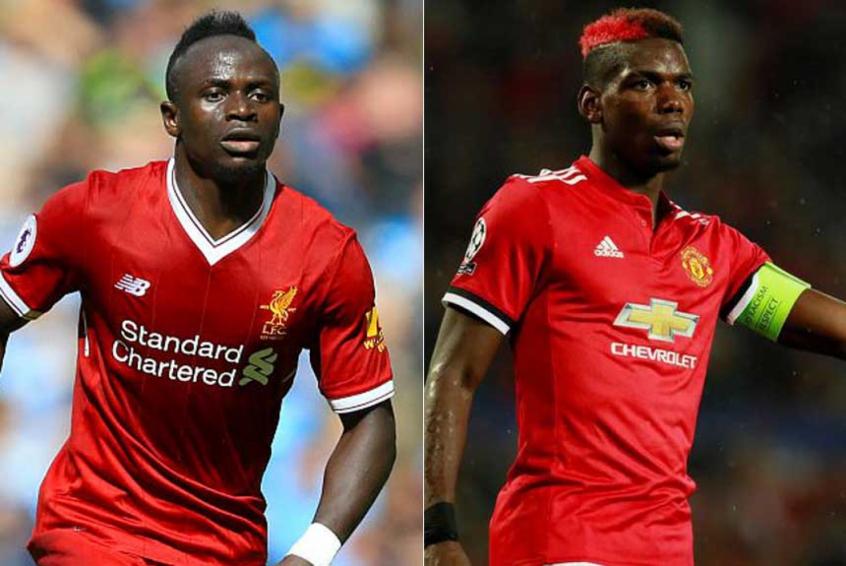 Mané e Pogba são um dos destaques da rodada (Foto: Reprodução)