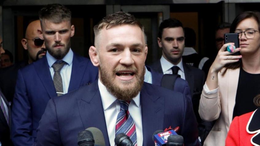 Dedé Pederneiras, treinador de Aldo, afirmou que Conor McGregor é um 'personagem' na mídia (Foto: Reuters)