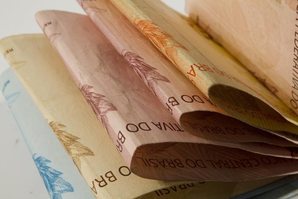 Cédulas de dinheiro - Marcos Santos/USP Imagens