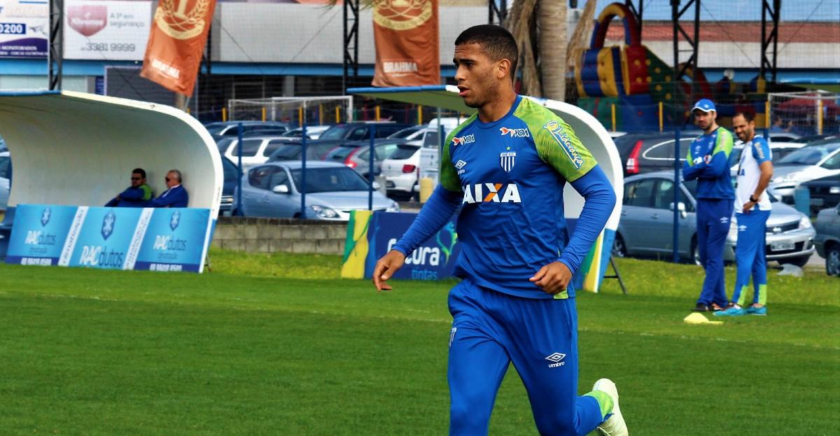 Luan Pereira diz que espera fazer parte da seleção que irá para o Sul-Americano em 2019 - André Palma Ribeiro/Avaí/Divulgação/ND