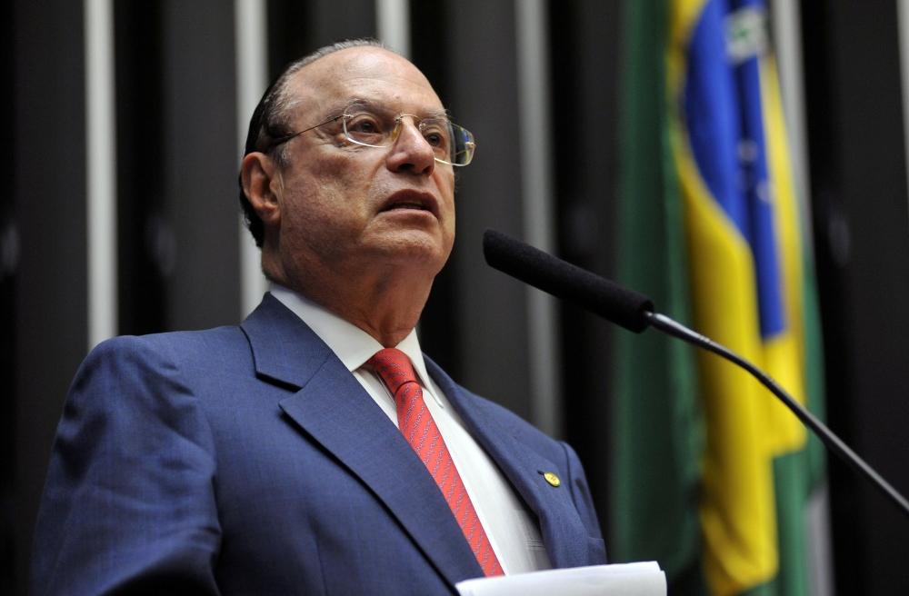 Paulo Maluf - Leonardo Prado/ Câmara dos Deputadores