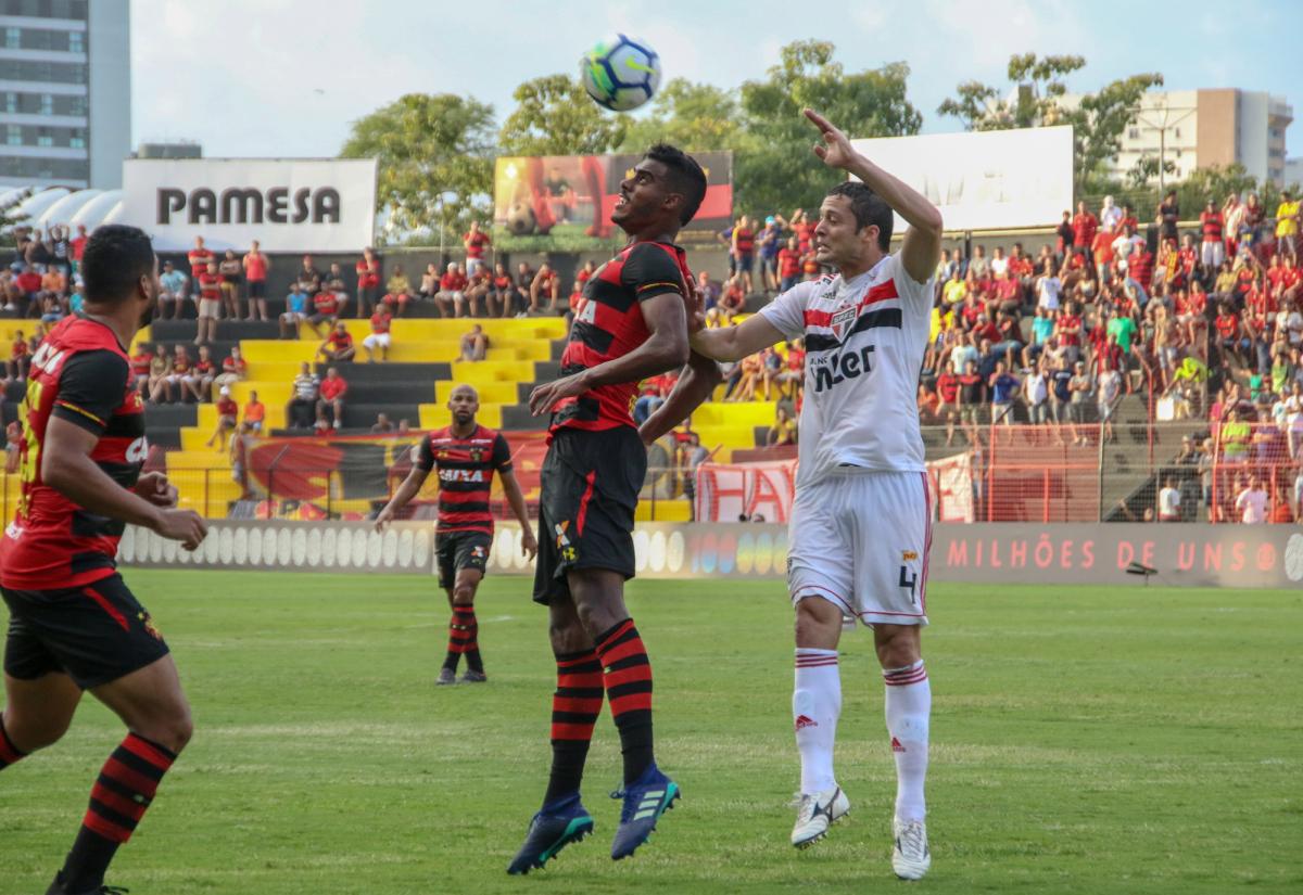 O Sport tenta reverter a situação ruim do primeiro turno - Foto: Williams Aguiar/Sport Club do Recife