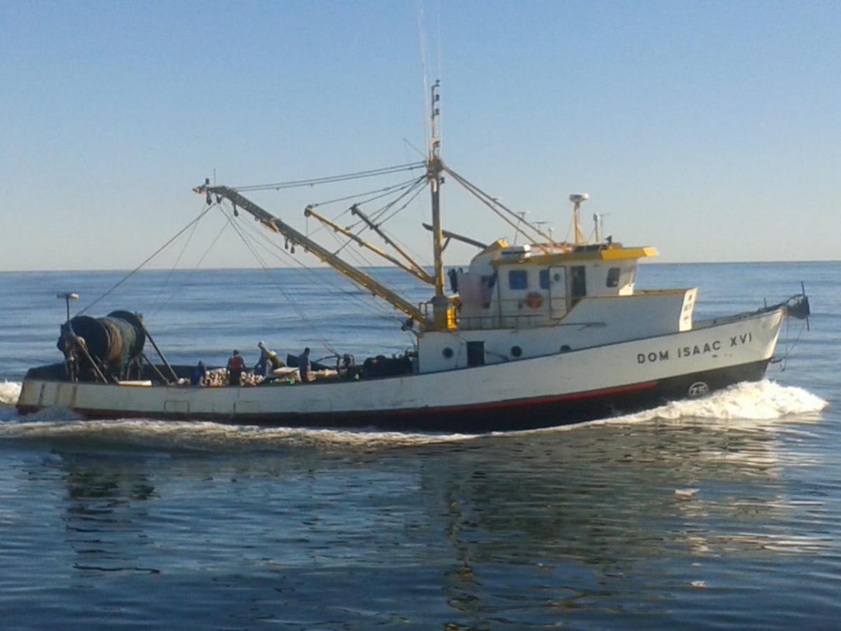 Barcos de arrasto terão que pescar a 22,2 quilômetros da costa - João J. Francisco/Divulgação/ND