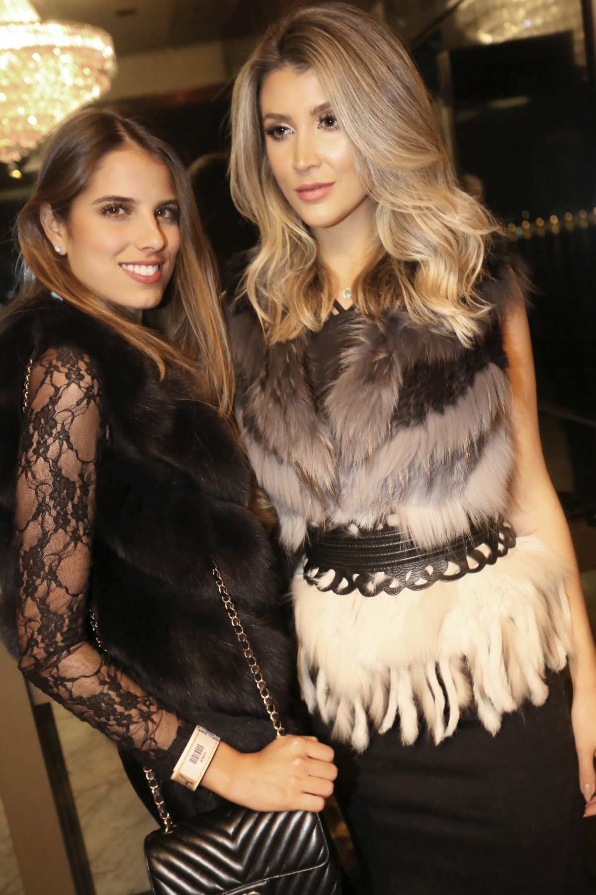 Aline Agostinelli e Renata Schwerz - Angelo Santos