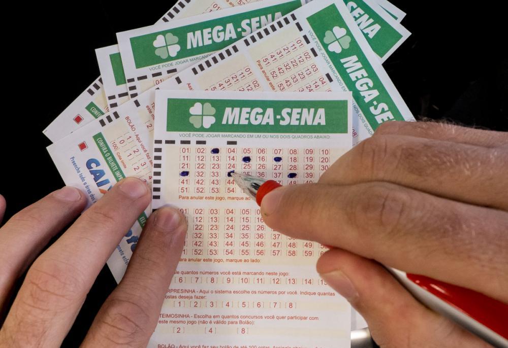 Prêmio da Mega-Sena estimado para o próximo sorteio, no dia 25, é de R$ 72 milhões - Rafael Neddermeyer/Fotos Públicas