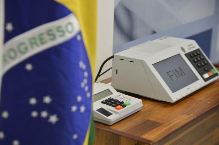 Boca de urna é crime eleitoral neste domingo - José Cruz/Agência Brasil/ND