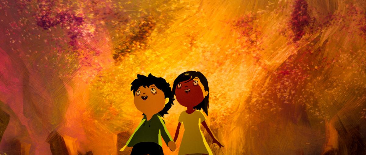 Filme mostra menino empenhado em combater uma epidemia de medo que deixa as pessoas assustadas e doentes - Divulgação/ND