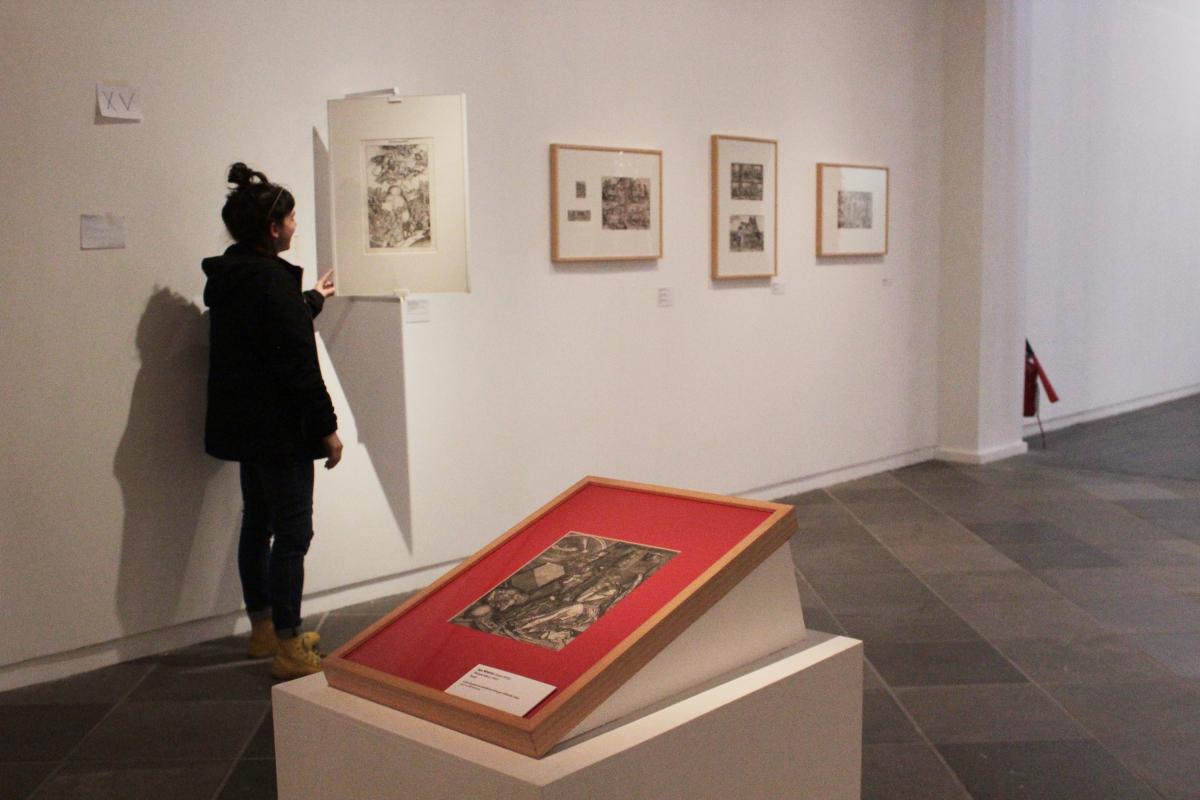 São mais de 100 obras que que vão do século 15 ao século 19 - Divulgação/ND
