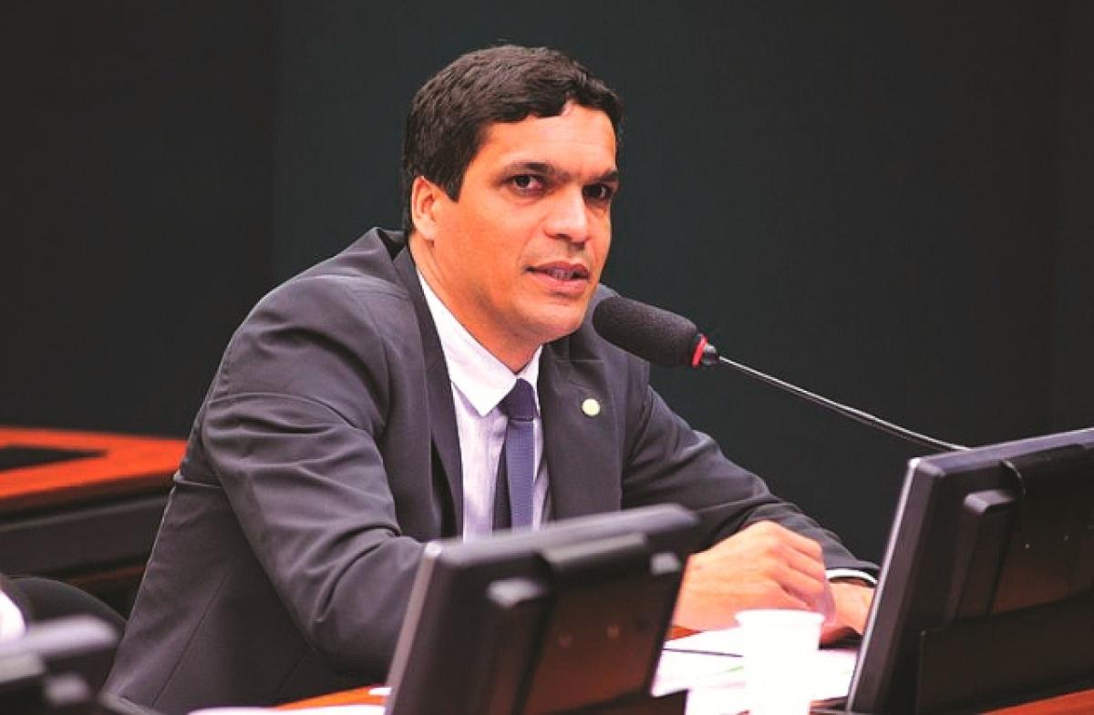 Cabo Daciolo (Patriota), candidato à Presidência da República - Zeca Ribeiro - Camara dos Deputados