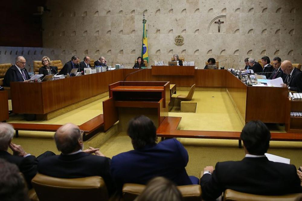 STF retoma julgamento do Habeas Corpus do ex-presidente Lula - José Cruz/Agência Brasil
