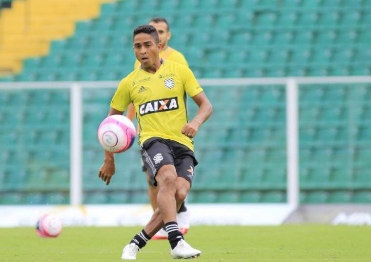 Jorge Henrique é um dos destaques do alvinegro - Luiz Henrique/Divulgação/ND