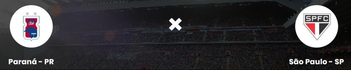 PAR x SAO - CBF (Confederação Brasileira de Futebol) Divulgação