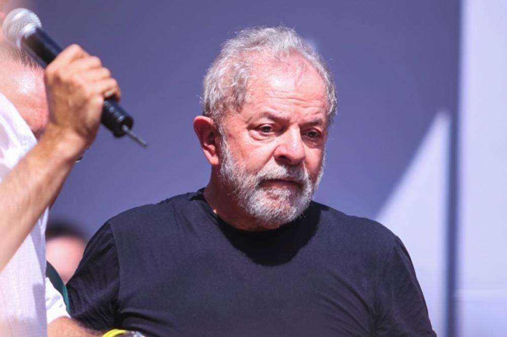 Lula em Santa Catarina  - Daniel Queiroz/ND
