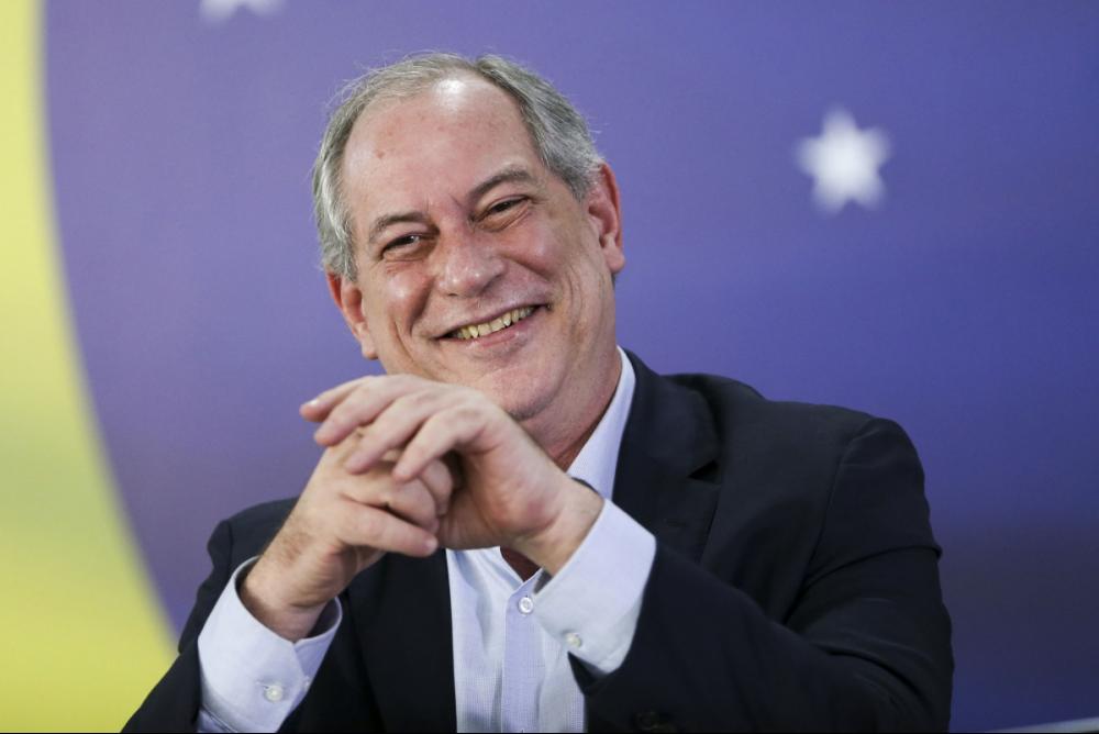 Candidato à presidência do Brasil, Ciro Gomes ataca adversários em campanha - Marcelo Camargo/Agencia Brasil/Divulgação