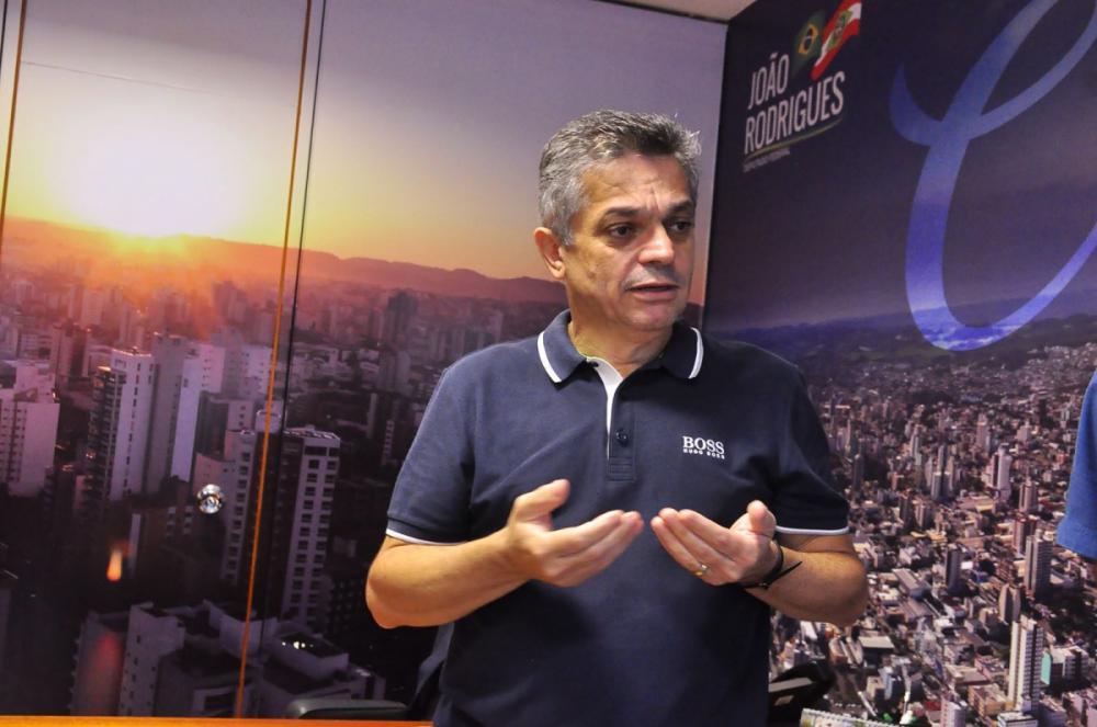 João Rodrigues - Cláudio Basílio de Araújo/PSD/Divulgação