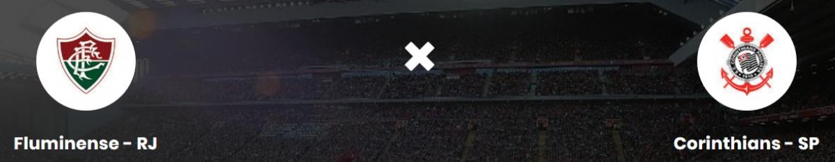 FLU x COR - CBF (Confederação Brasileira de Futebol) Divulgação