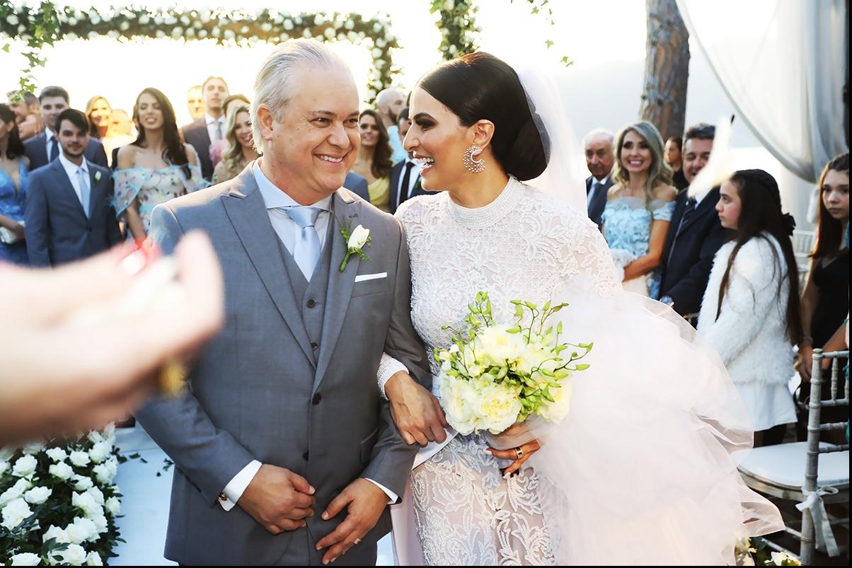 Rose Campos e Egídio Martorano - Angelo e Darline Santos