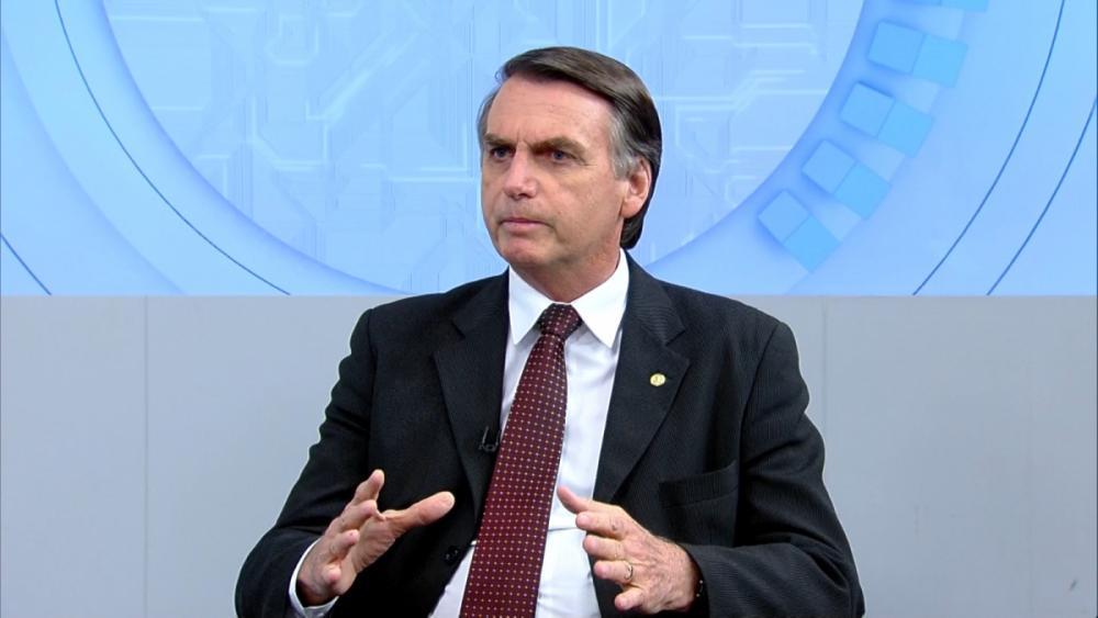 Jair Bolsonaro - Reprodução/ND