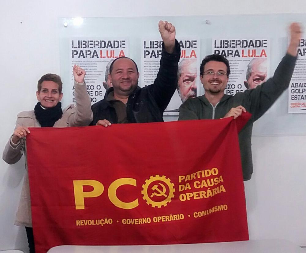 Andréa, Angelo e Flávio - Divulgação/ND