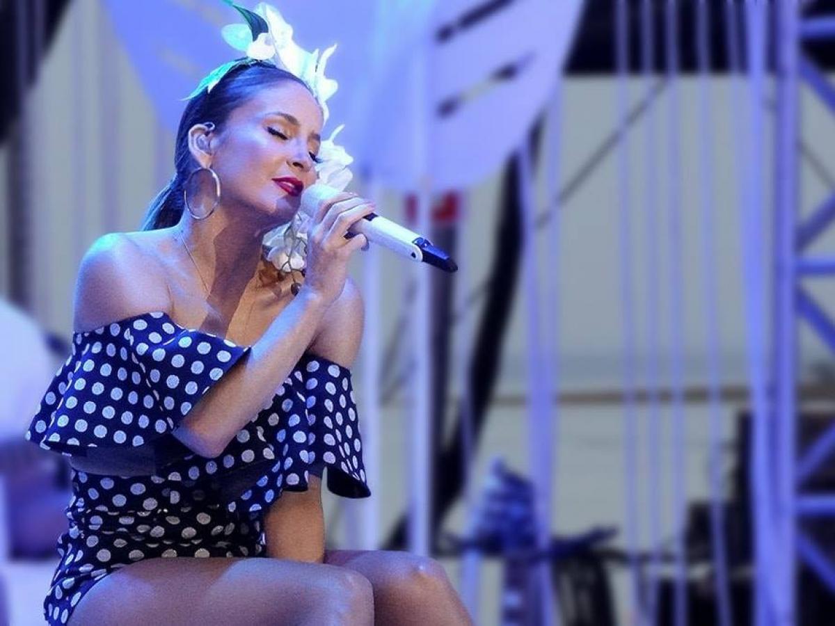Claudia Leitte faz show em fevereiro no P12 - Reprodução Facebook/Divulgação/ND