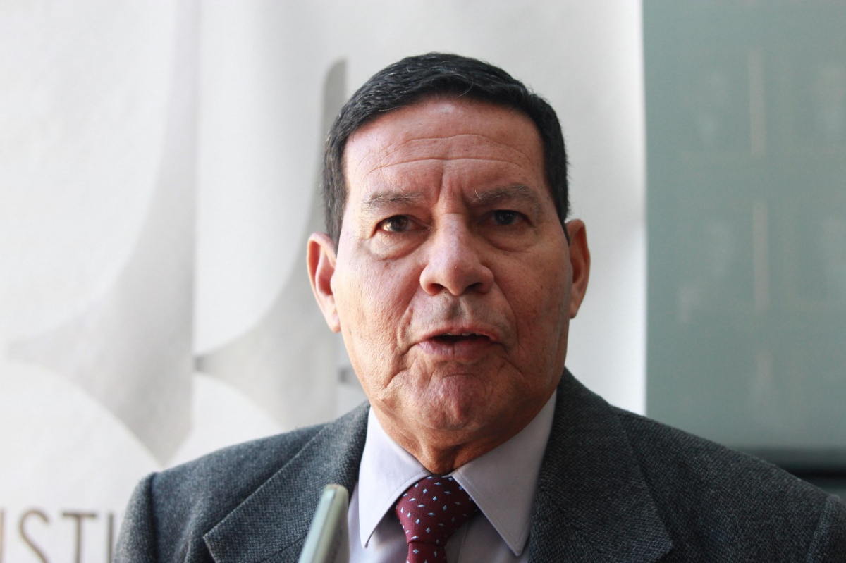 Mourão - Brazil Photo Press/Folhapress