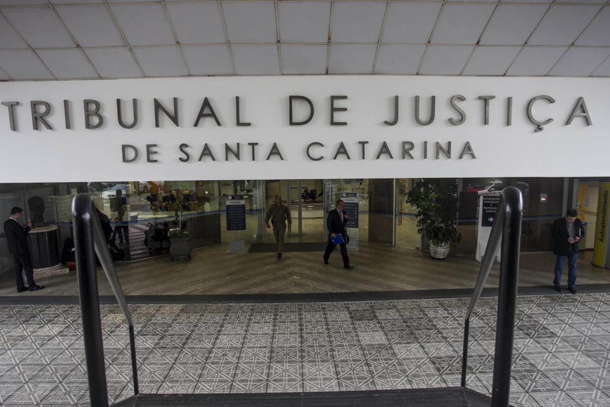 Tribunal de Justiça é o órgão que mais recebe repasses do Governo - Marco Santiago/ND