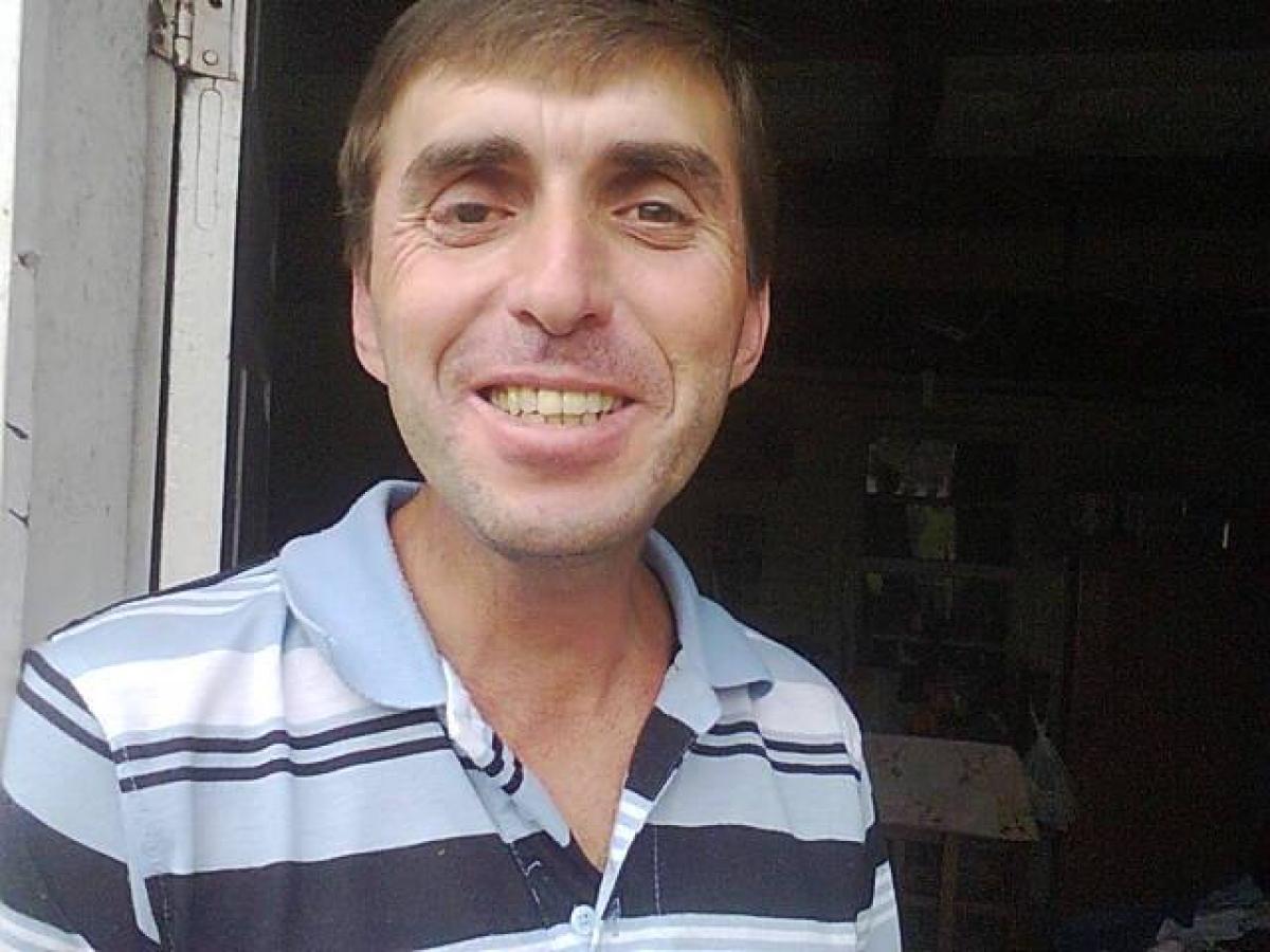 José Manoel Pereira, 44 anos, foi morto por engano em Balneário Piçarras, - Reprodução / Facebook