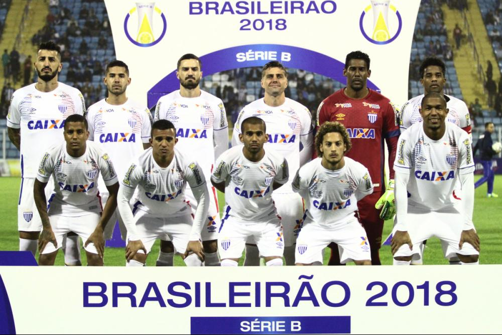 Avaí x CSA, pela Série B - Jamira Furlani/Avaí FC