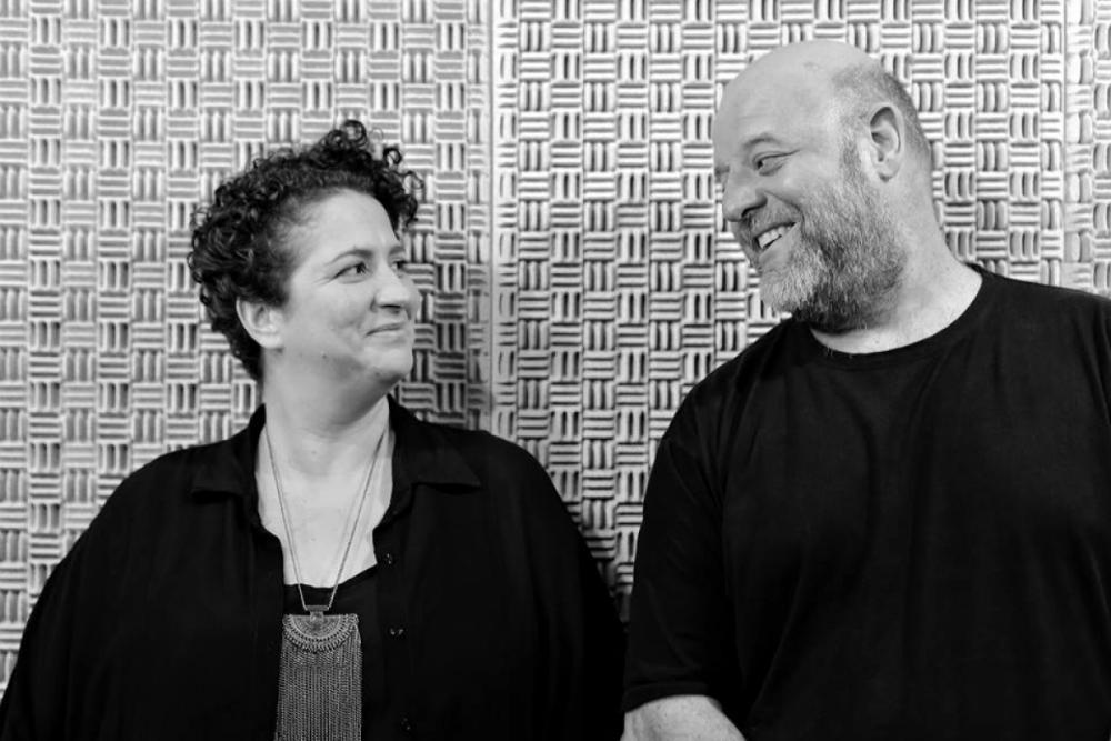 Jana Gularte e Cassio Moura apresentam músicas que foram comuns na carreira de ambos - Divulgação/ND