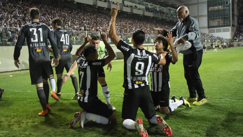 Larghi também comentou a força do grupo nos últimos jogo- Fabio Barros / Agencia F8