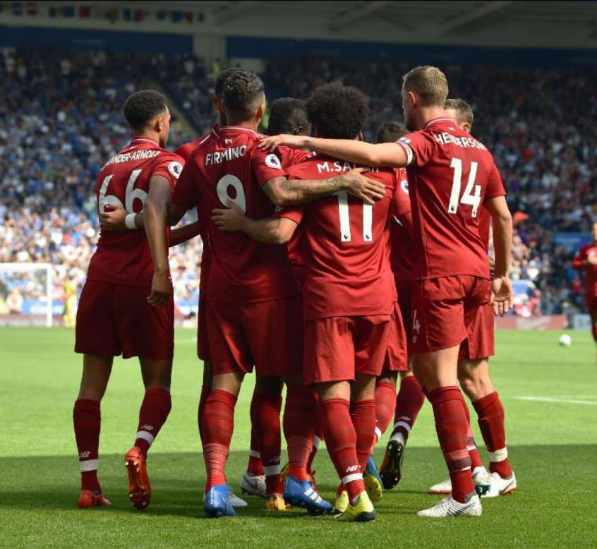 Liverpool conseguiu sua quarta vitória na Premier League (Foto: Divulgação/Premier League)