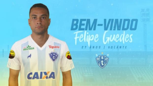 Felipe Guedes  -  Divulgação
