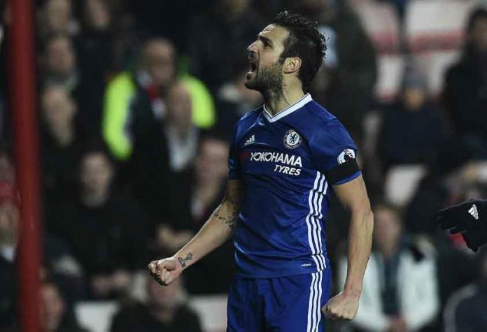 Fabregas está no Chelsea desde 2014 (Foto: Oli Scarff/AFP)
