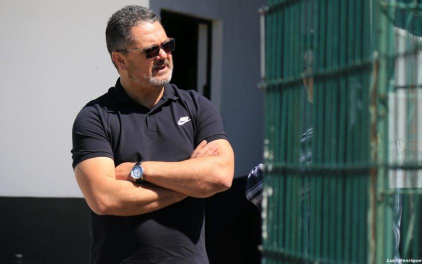 Rogério Micale é o novo treinador do Figueirense (Foto: Divulgação)