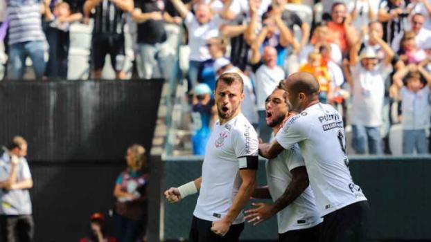 Último confronto: Corinthians 1x1 Ceará - 06/05/2018 - (Foto: Marcello Fim/Ofotografico/Lancepress!)
